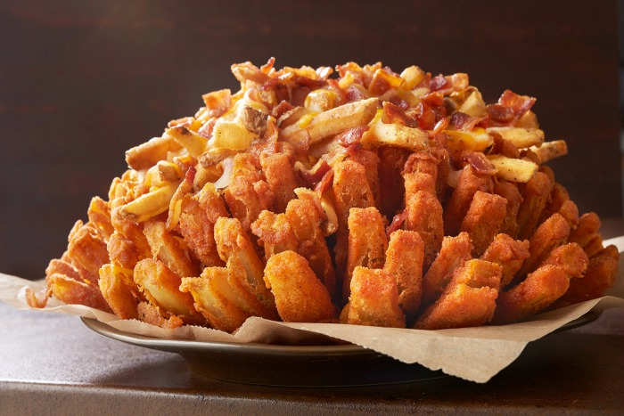 Loaded Bloomin' Onion - Outback Steakhouse