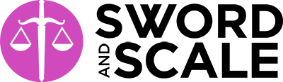Sword and Scale logo