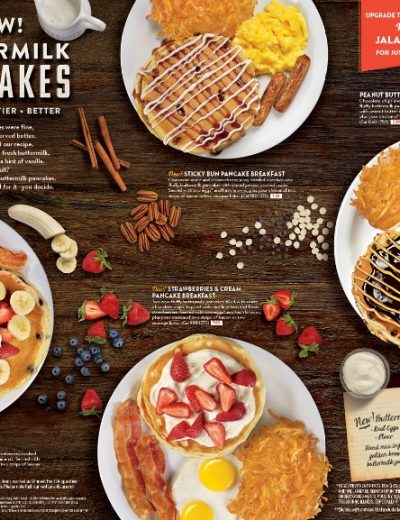 buttermilk pancakes poster