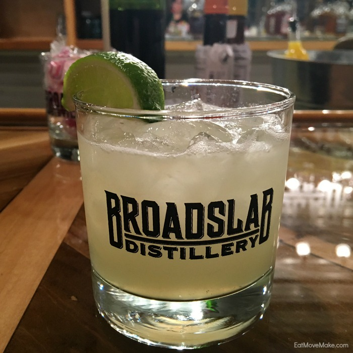 Moonshine Margarita - Broadslab Distillery