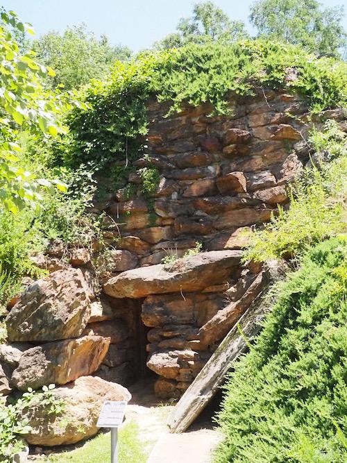 Waldensian Trail of Faith cave