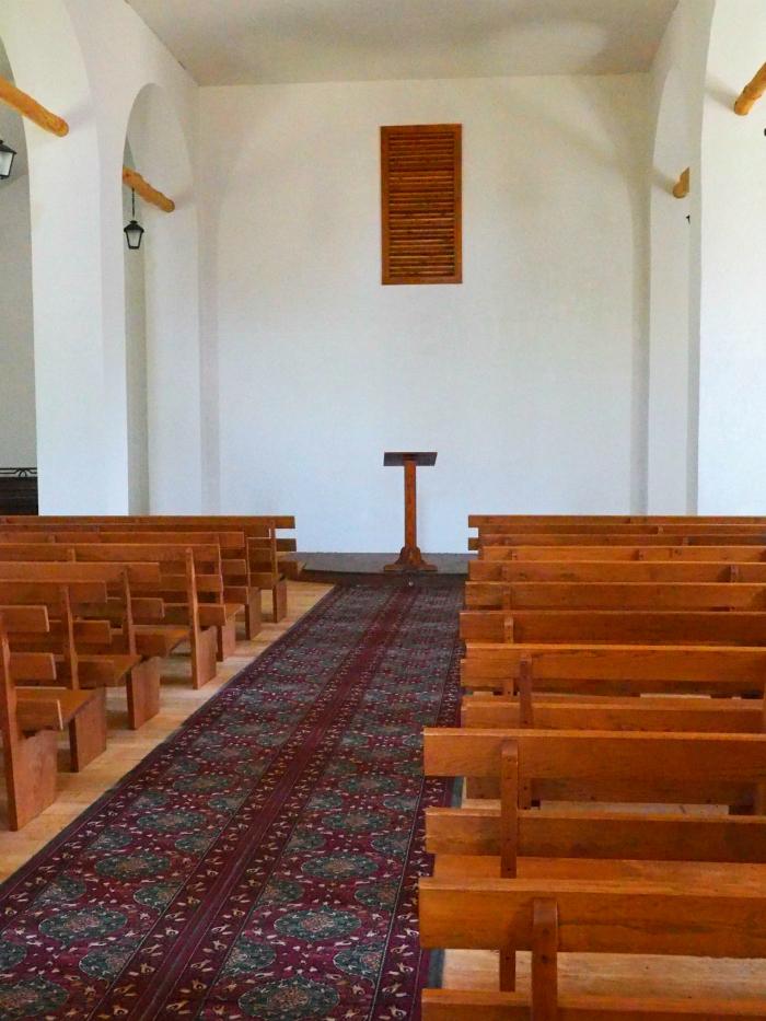 Waldensian Trail of Faith church