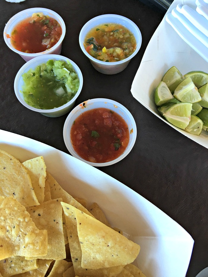 chips and salsa - Mi Casita Longview TX