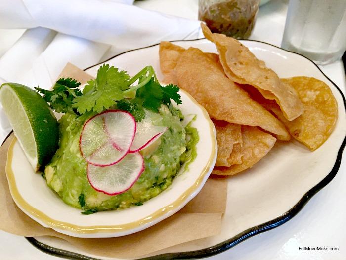 chips and guacamole - El Felix - Avalon Alpharetta
