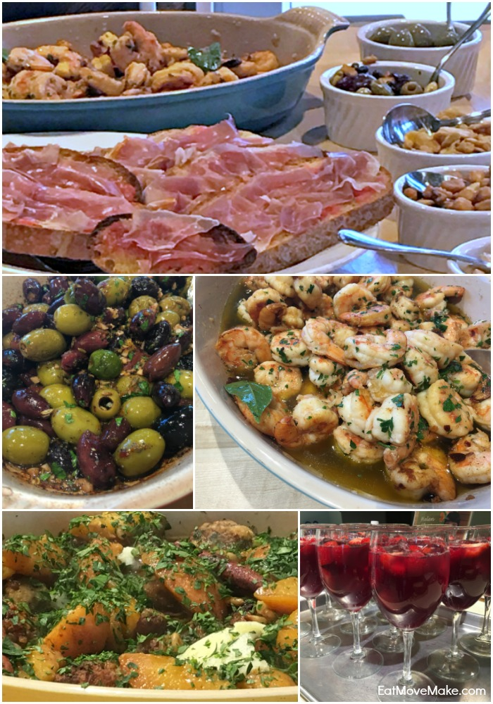 cooking class at Salud - Whole Foods Avalon Alpharetta