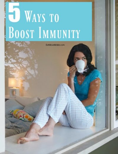 5 ways to boost immunity photo