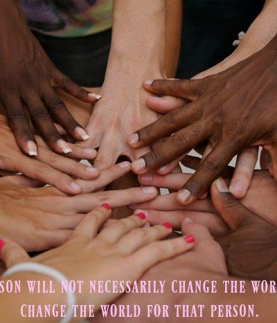 Pink Lotus Foundation ad