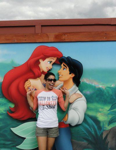 Little Mermaid Disney World