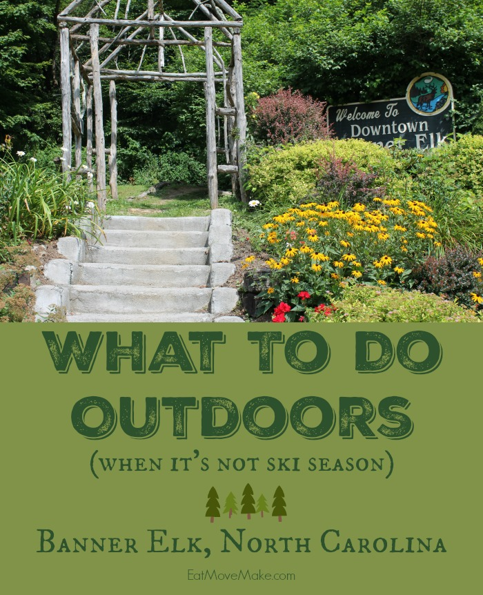 things to do in Banner Elk NC outdoors