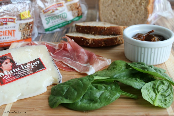 manchego-grilled-cheese-ingredients