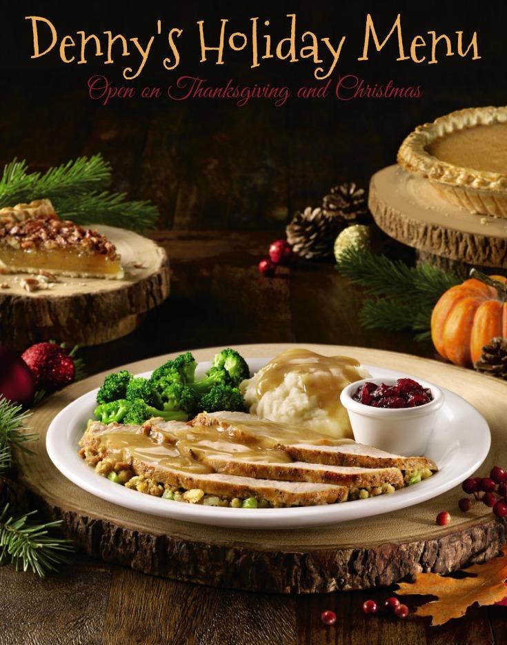 denny's seasonal menu