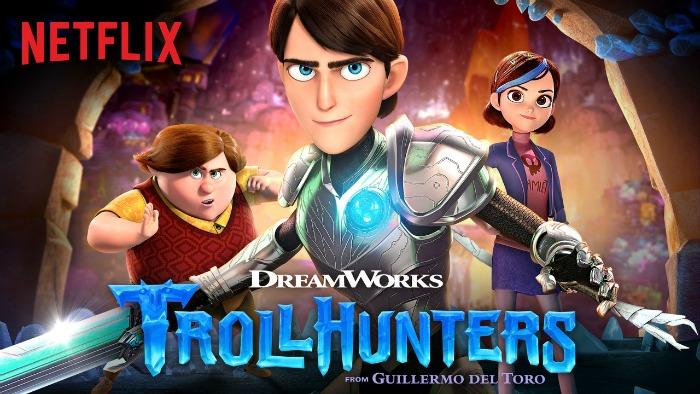Netflix Trollhunters