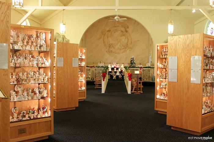 inside Angel Museum