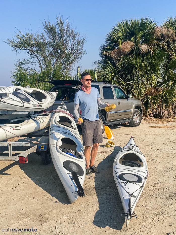 Eric Gibbons - Kayak Farms