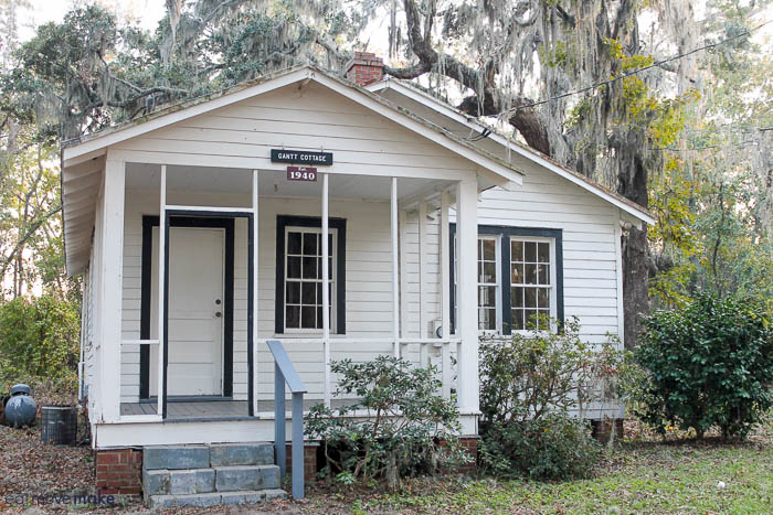 Gantt Cottage