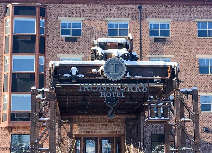 Ironworks Hotel Beloit WI