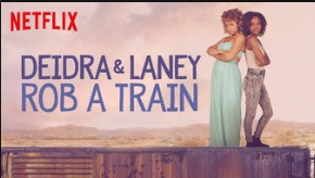 Deidra Laney Rob a Train