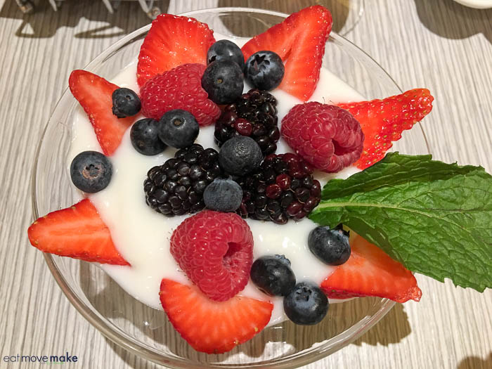 Favorites Southern Kitchen breakfast parfait