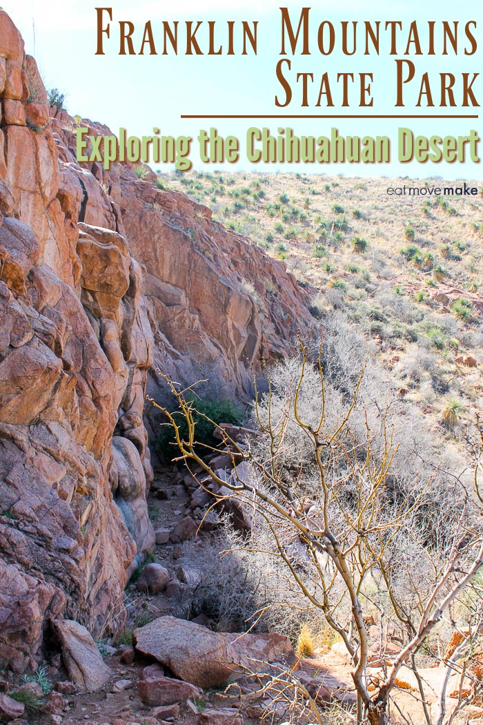 Franklin Mountains State Park - Chihuahuan Desert