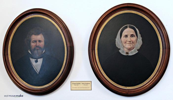 Joseph and Nancy Goodrich