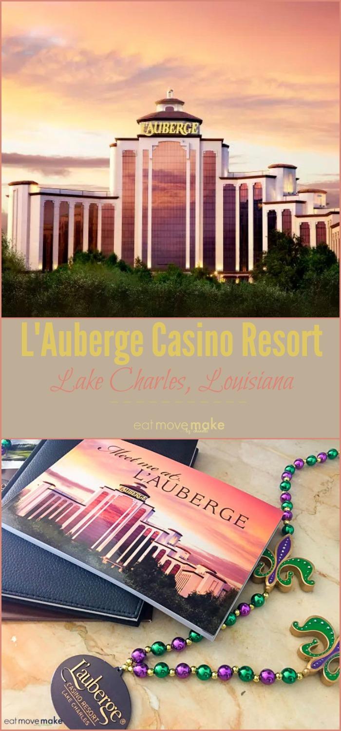 L'Auberge Casino Resort - Lake Charles, Louisiana