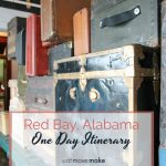 Red Bay, Alabama one day itinerary