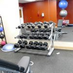 TownePlace Suites Austin North Tech Ridge gym