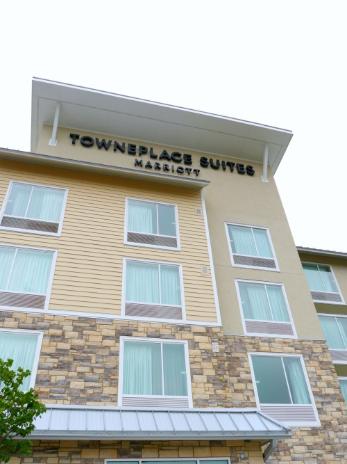 Where to stay in Austin: TownePlace Suites Austin North Tech Ridge