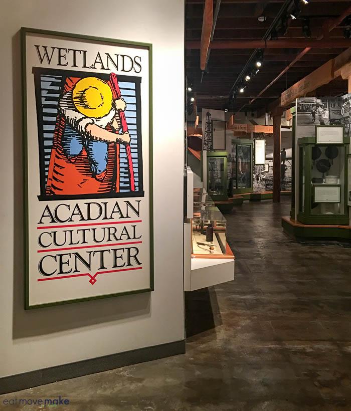 Jean Lafitte Wetlands Acadian Cultural Center