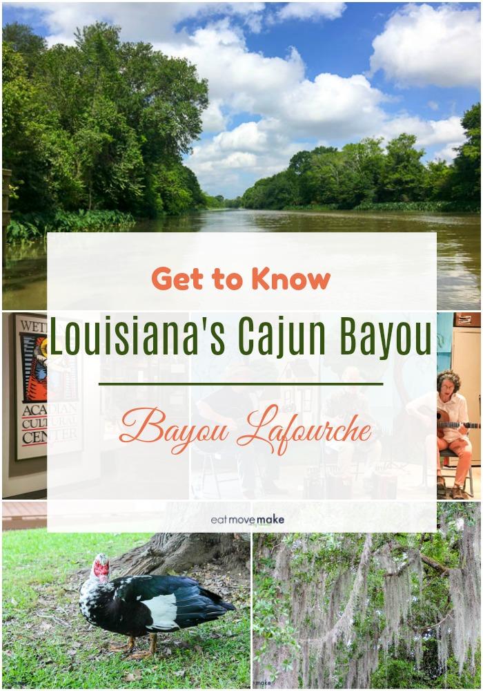 Get to Know Louisiana's Cajun Bayou - Bayou Lafourche