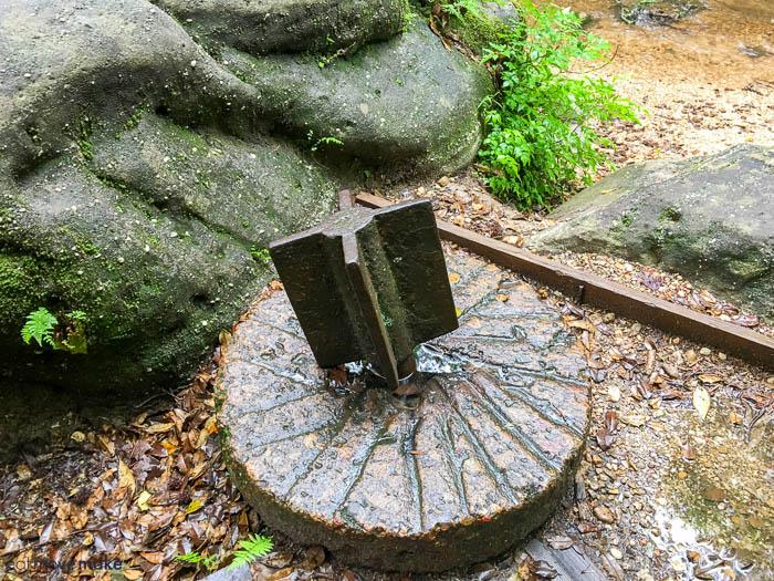 old millstone