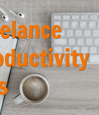 Freelance productivity tips