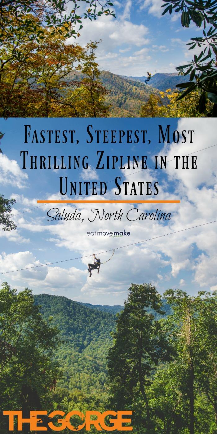 The Gorge Zipline