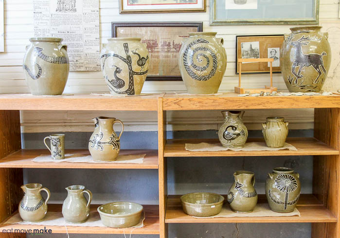Pottery and Table