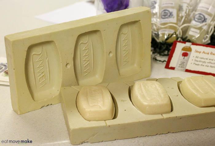 goat soap mold