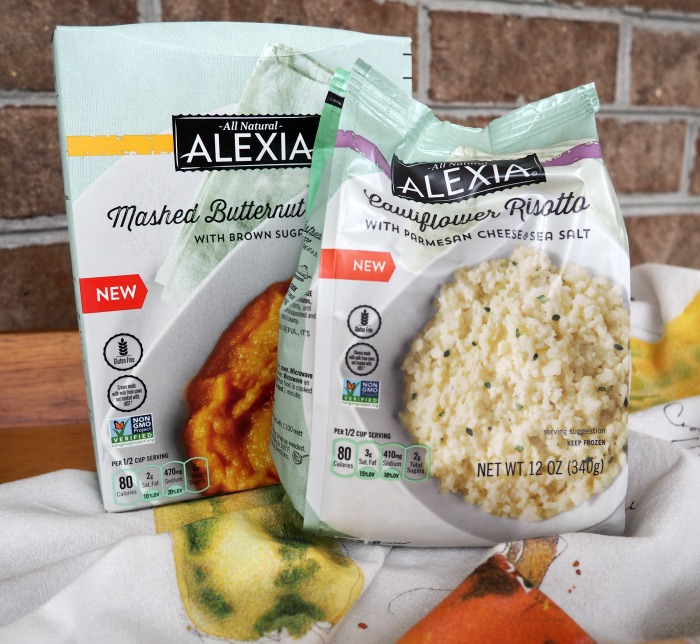 Alexia low carb side dishes