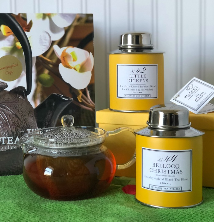 Bellocq tea gift set