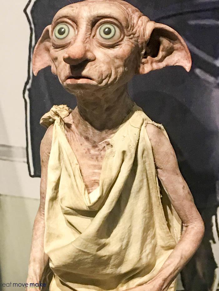 Dobby statue