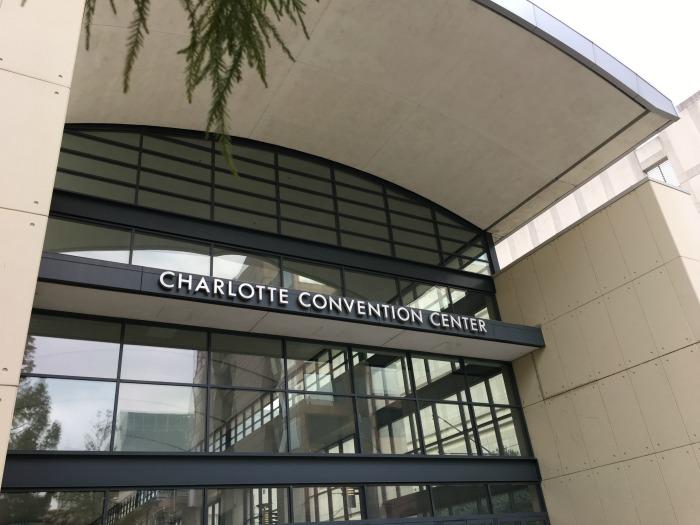 Kia Ride and Drive Charlotte Auto Show