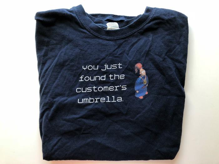 Twinsen's Odyssey shirt