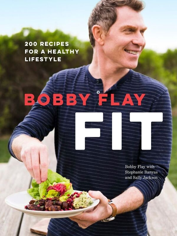 Bobby Flay Fit cookbook