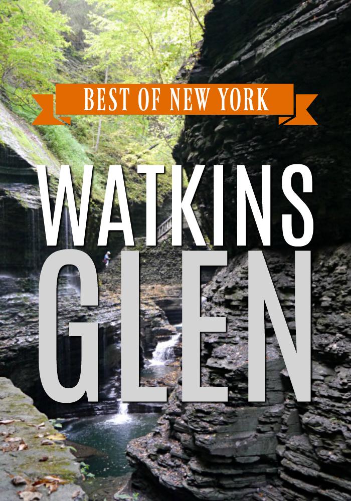 Visit Watkins Glen