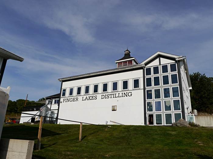 Watkins Glen Finger Lakes Distilling