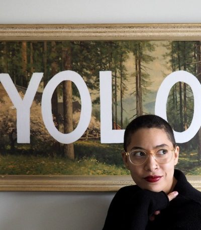 Chanelle YOLO art