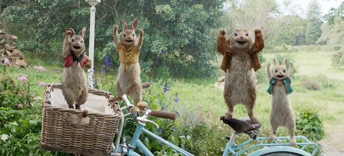 image from Peter Rabbit movie