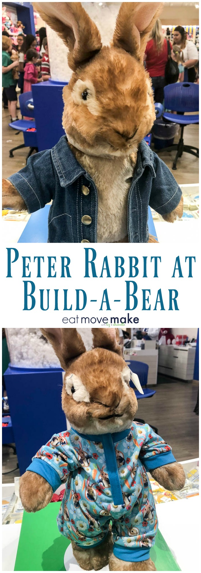 Peter Rabbit Build-a-Bear
