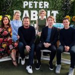 Peter Rabbit film cast
