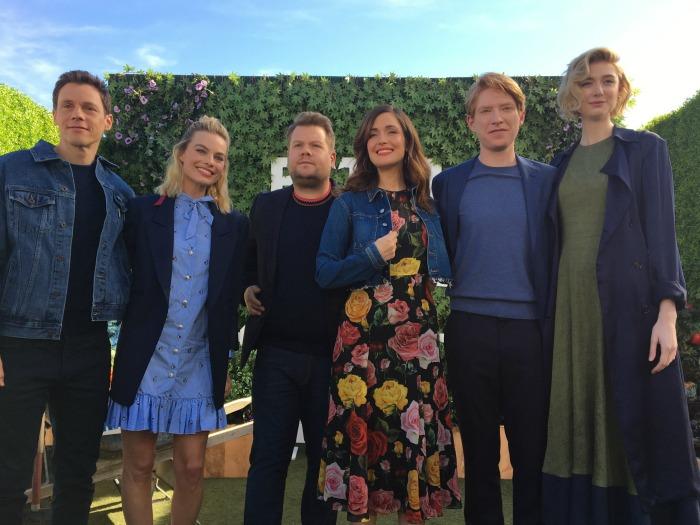 cast of Peter Rabbit