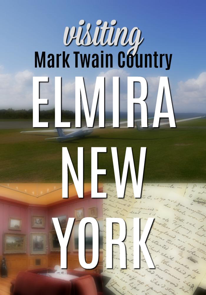 Visit Elmira New York Mark Twain Country