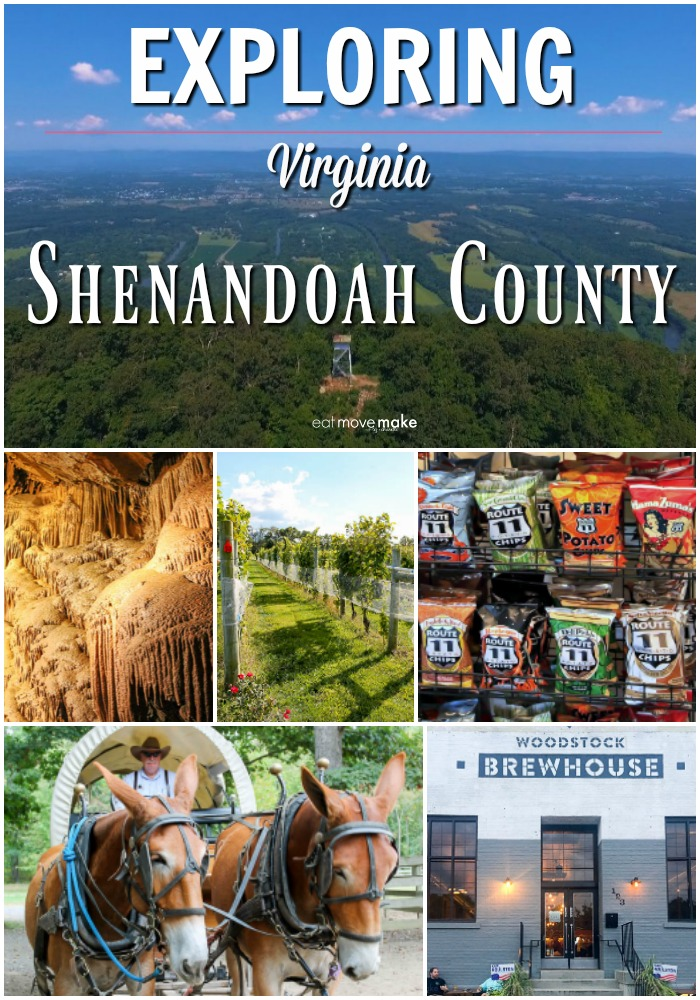 Exploring Shenandoah County Virginia